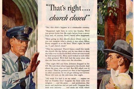 15 Interesting Cold War Vintage Ads https://t.co/caYgU4VLUu https://t.co/fJtIZ3tZCx