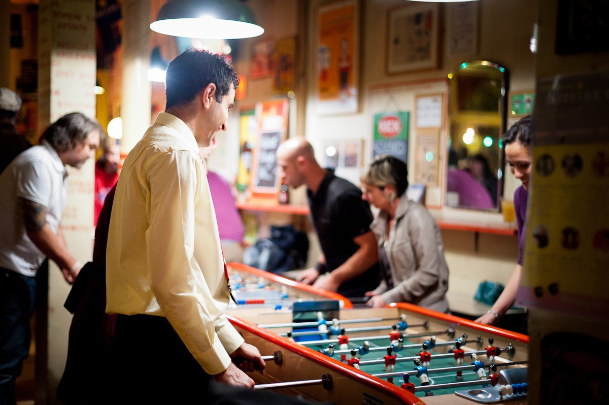 Bar Kick The Best Sports Bars In London