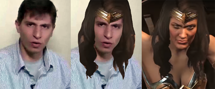 """As we can see, the face is clearly not functioning properly"" - @MK_TomBrady @InjusticeGame #WonderWoman https://t.co/VNFIKG6flW"
