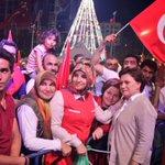 Adana #demokrasi nöbetine devam ediyor! Bu meydanlar, bu sokaklar bizim!   #Adanadan tüm #Türkiyeye selam olsun! https://t.co/49Ts9Yx0Ig
