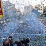 Estabais todos! Esta semana va a ser muy grande...Orgullo de ciudad. Vivan las fiestas de Santiago, Viva Santander! https://t.co/GpdQa9KCv6