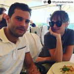 Erika you are a doll! Best IG takeover, EVER! 😍🙌🏻 #JamieDornan #FiftyShades https://t.co/LBnN92uLrN