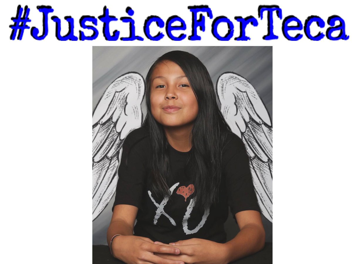 Breaking News: 13-year-old Lakota Girl Gunned Down on Pine Ridge https://t.co/TJaBZWS9PA https://t.co/7XqJPHBJGm