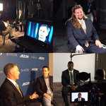 A few behind the scenes photos of @WakeFB from the morning session of the ACC Kickoff. #ACCKickoff #GoDeacs https://t.co/ngWpnuUGOE