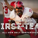 Congrats to Dijon, Colton and Jemar on being named to the Preseason First-Team Offensive @SunBelt team. #WolvesUp https://t.co/694Ol3qsxz
