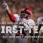 Congrats to Cody, JaVon, Waylon and Xavier on their Preseason All @SunBelt First-Team Defense Selections. #WolvesUp https://t.co/6kPhUy1cQJ