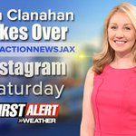Follow @ActionNewsJax on Instagram to get a behind-the-scenes look at @ErinFirstAlert's day! #InstagramTakeover https://t.co/YZ2GyukBer