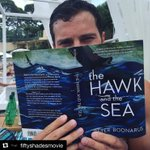 #Repost @FiftyShades ・・・ Jamie Dornan pretending to read. #TheHawkandtheSea #PalomaBeach #FiftyShades - #ELJames https://t.co/GB7eSmfubi