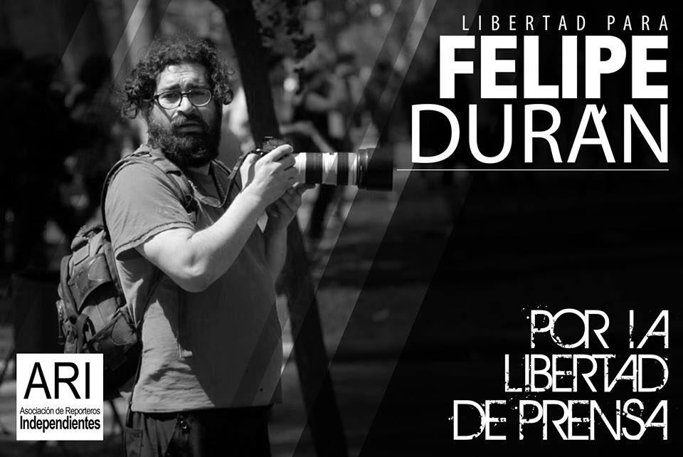 RT @mestizomapuche: Y Felipe Dur