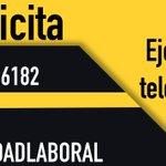 ¿Buscas empleo? Llama al 61 36182 #OportunidadLaboral https://t.co/W2r7iww2bO