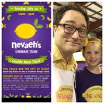 Be sure to check out Nevaehs Lemonade stand in the Goulds on Sunday to raise money for families fighting cancer https://t.co/u6EmHIIOQo