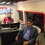 SEVGİLİ TWİT ALEMİ ŞU ANDA BEST FMDE   (Ankara frekans 98.3) CANLI YAYINDAYIZ... https://t.co/33bRvXFwbB