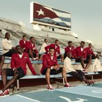 My man Christian Louboutin designed the uniforms for the Cuba Olympic team 👏🏼✨ https://t.co/Edfw7LY1Kv