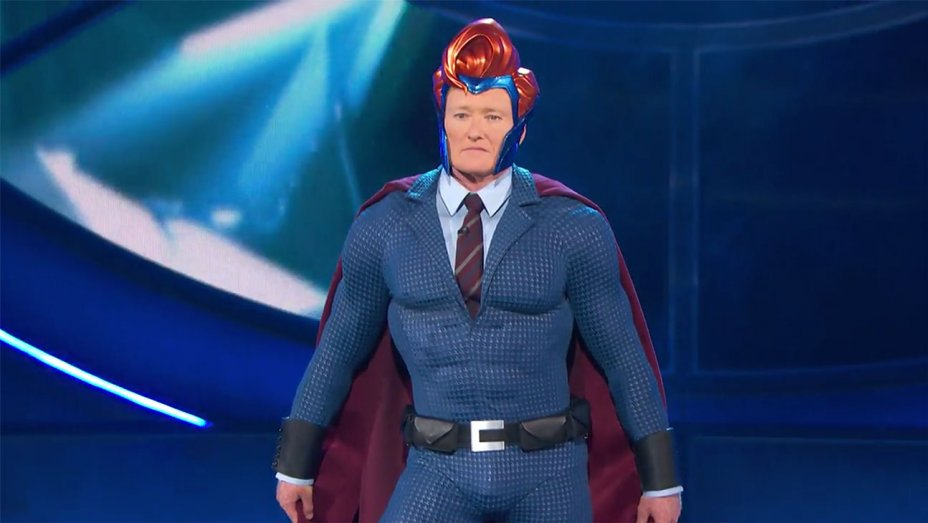 Conan O'Brien roasts iconic design firm Ironhead Studio