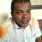 RT Roxeyna: Last night MP m_falaah was kicked in the back & 2day MP DhekunuNizar was attacked by police. Shame on … https://t.co/SplhYRJXB5
