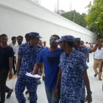 @IPUparliament should be aware that opposition MPs are being targeted & attacked by @PoliceMv in #Maldives. https://t.co/SFBxA6JuWb