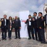 Esta tarde en #Iquique @Chile_Vamos_ hizo la presentación de sus candidatos a Alcalde para las comunas de #Tarapacá. https://t.co/GqfXZZAjuH