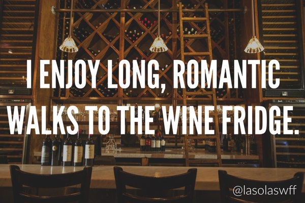 test Twitter Media - I enjoy long, romantic walks to the #wine fridge! What about you #winelovers ? #wineselfies #wineoclock https://t.co/bqgfnDfuNB