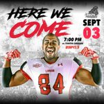 Football is coming! Get your tickets today at https://t.co/z7olciCzEp ! #PeckEm #GetYourRedOn https://t.co/O13ye8DodF