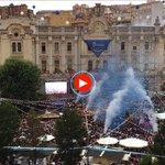 El Chupinazo de la Semana Grande de Santander 2016. ¡FELICES FIESTAS! Pinchar enlace. https://t.co/cXkNOpTLtN https://t.co/txT9wB1bAs