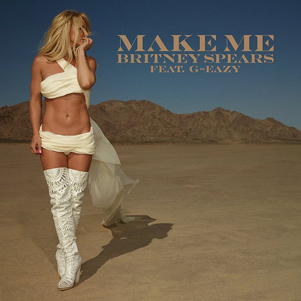 Britney Spears' MakeMe dethrones Justin Timberlake's CantStopTheFeeling on iTunes: