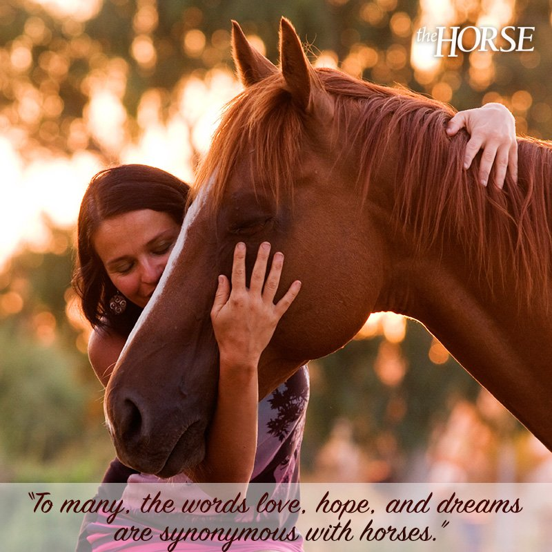 Today is #NationalILoveHorsesDay! When did you develop a passion for #horses? https://t.co/pNNHy7ue8k