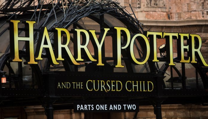 Harry Potter And The Cursed Child COULD be made into a film...