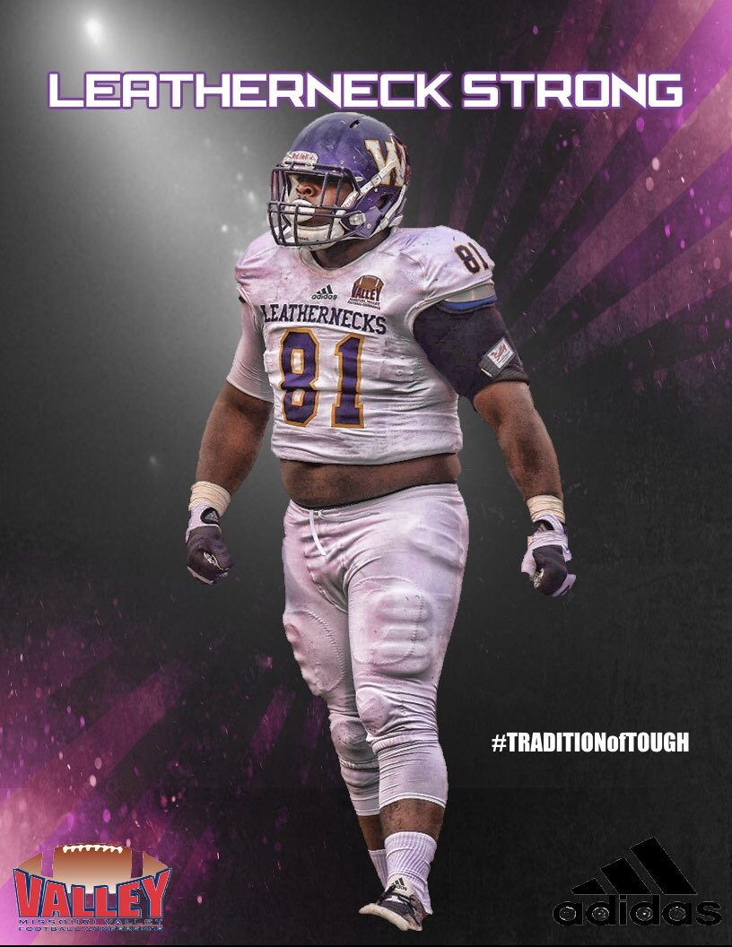 #TRADITIONofTOUGH all starts up front!!! #LeatherNeckStrong https://t.co/8vhdjlvuKL