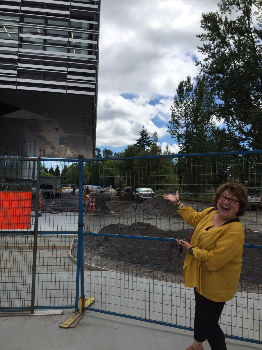 RT @margheldman: Division Chair love for the new Science & Tech Bldg. @teeplearch @langaracollege #fabulous https://t.co/nA9wvBDeDM