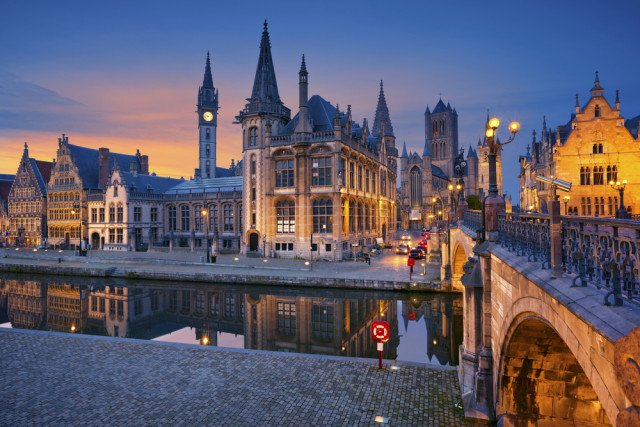 Ghent Belgium's fun annual festival Gentse Feesten is underway! ttot @VisitFlanders