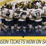 Become part of a tradition unlike any other! @umichhockey season tickets! BUY » https://t.co/Z9Va01gBYs #GoBlue https://t.co/Y67jsnveL1