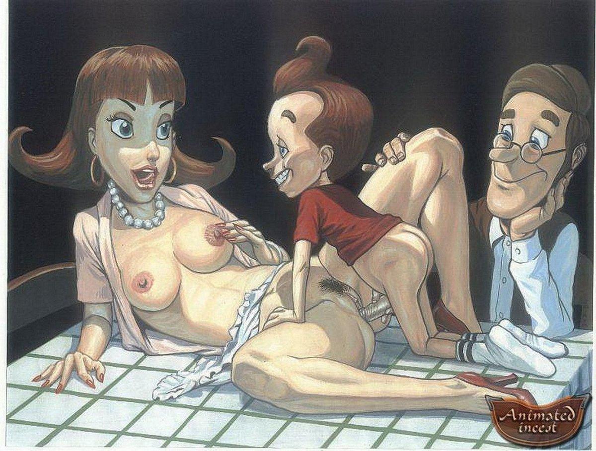 Инцест мульт комиксы порно фото картинки