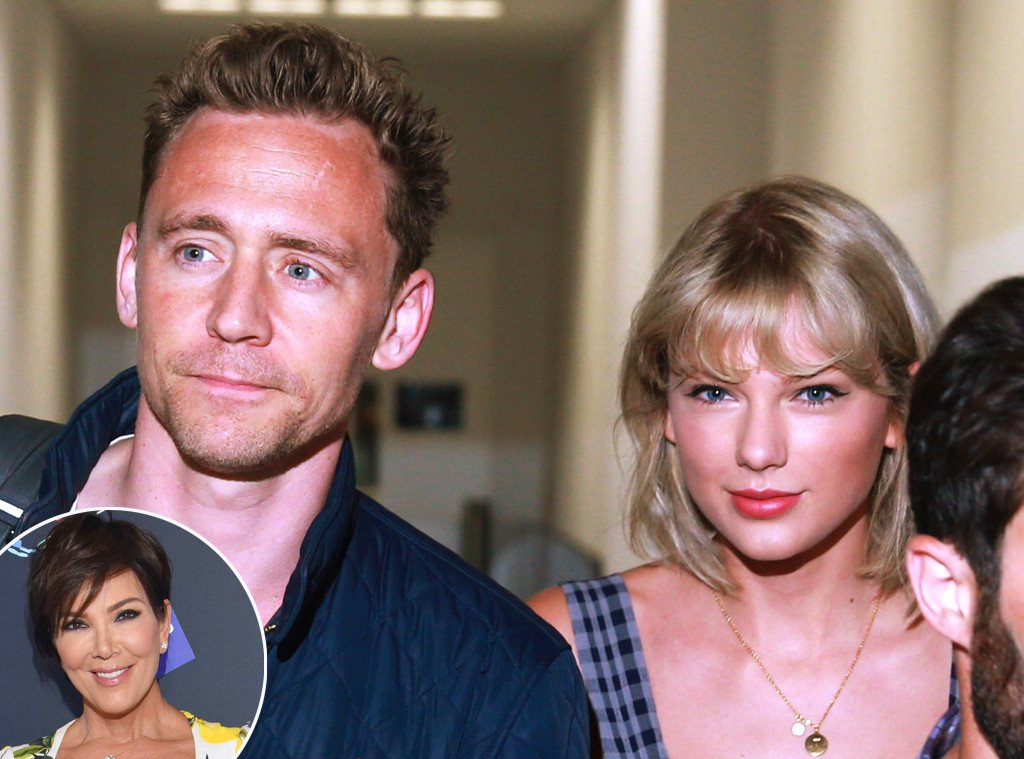 But how does Kris Jenner feel about Hiddleswift?