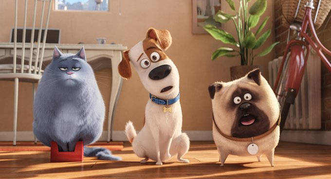 The Secret Life of Pets keeps off the leash https://t.co/3pBy80na86 https://t.co/ggZe910PG8