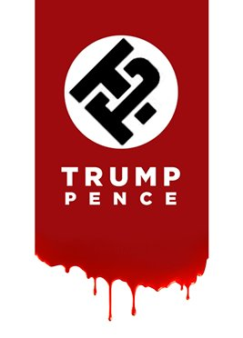 Fixed that Trump logo. :D Don't be the asshole, America. https://t.co/zVZmzBOf8K