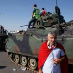 1,563 military personnel arrested after Turkey coup attempt, death toll reaches 90