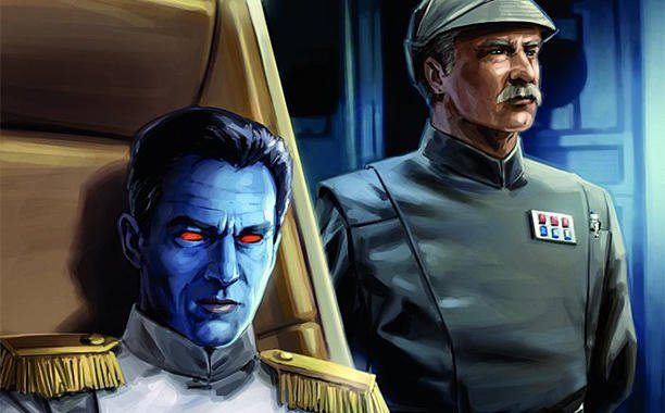 'Star Wars Rebels' resurrects Grand Admiral Thrawn!