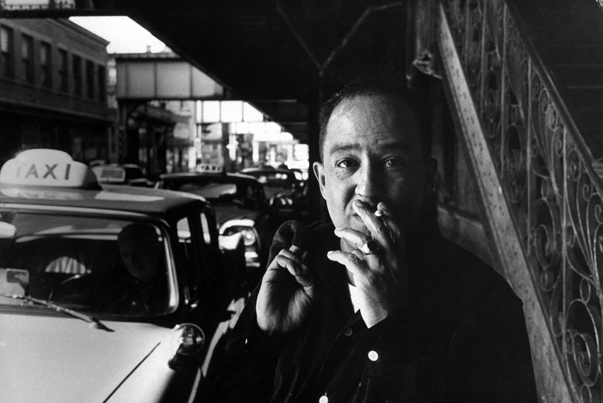 I am so tired of waiting, Aren't you, For the world to become good And beautiful and kind?  Langston Hughes. https://t.co/sPWEkpLlyF