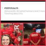 Serve Day 2916