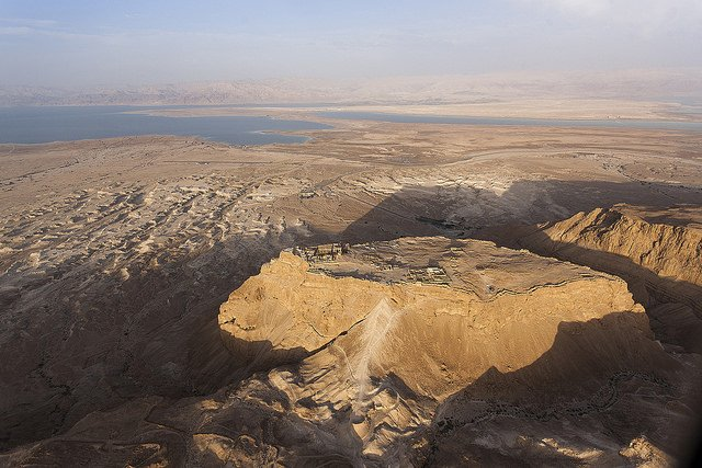 Conquering Israel's legendary stronghold of Masada: ttot @IsraelTourism