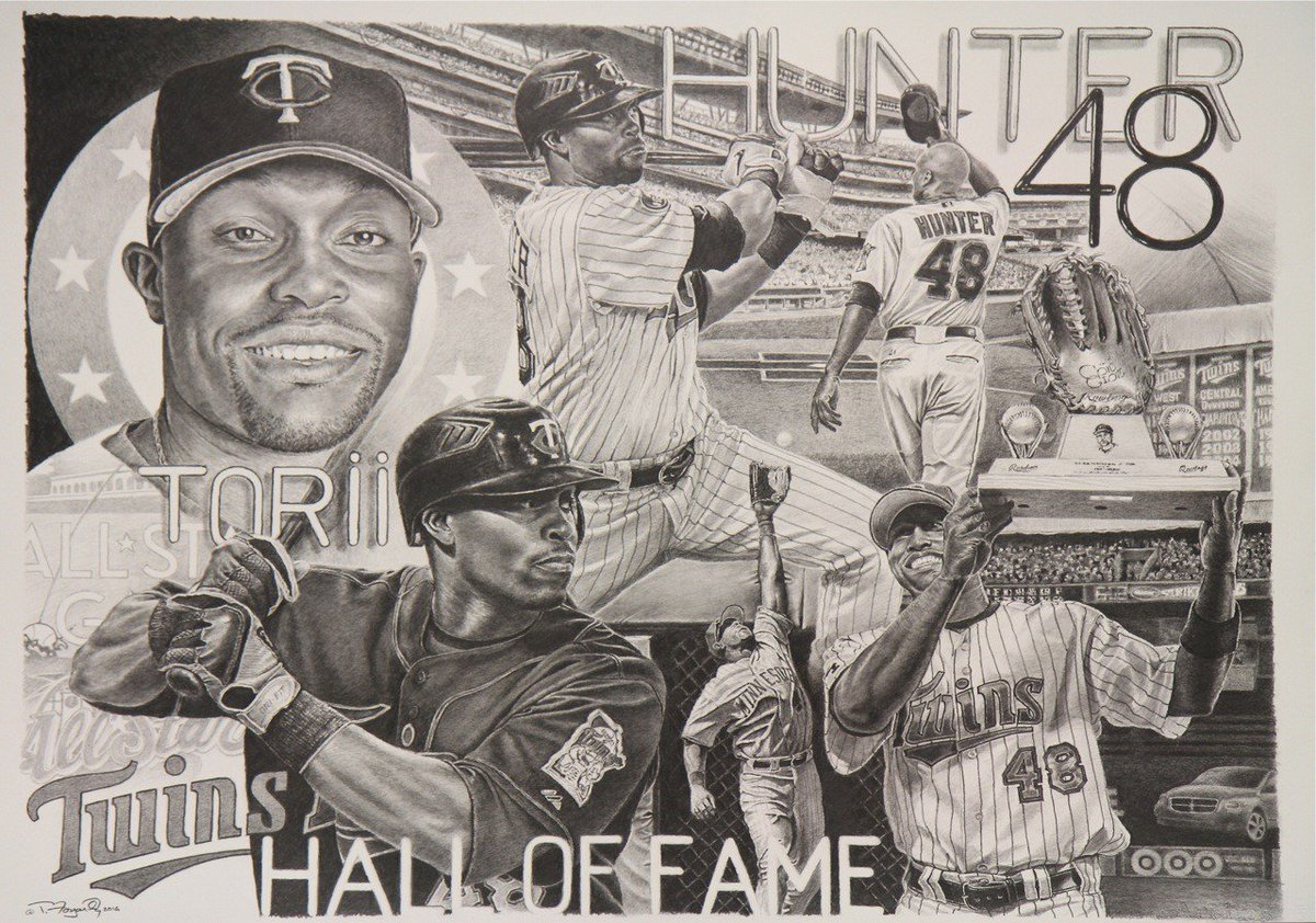 Congrats to @toriihunter48 on @Twins HOF honor. Richly deserved. Guy played hard EVERY day. A true fan favorite. https://t.co/OVolhZzy6a
