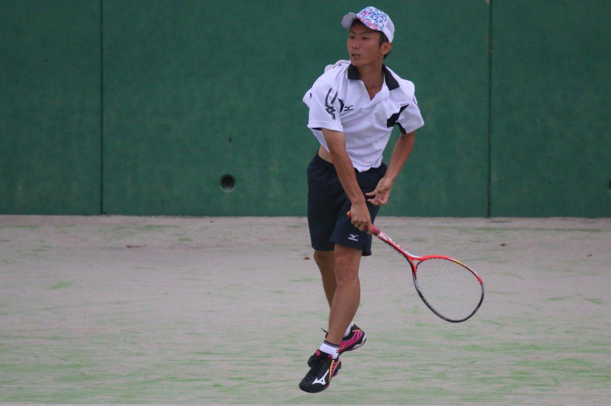 ぉまみ @xomami_. ◆東日本選手権@新潟◆一般男子 村田・山本(日本体育大学)が8強に一番乗り!