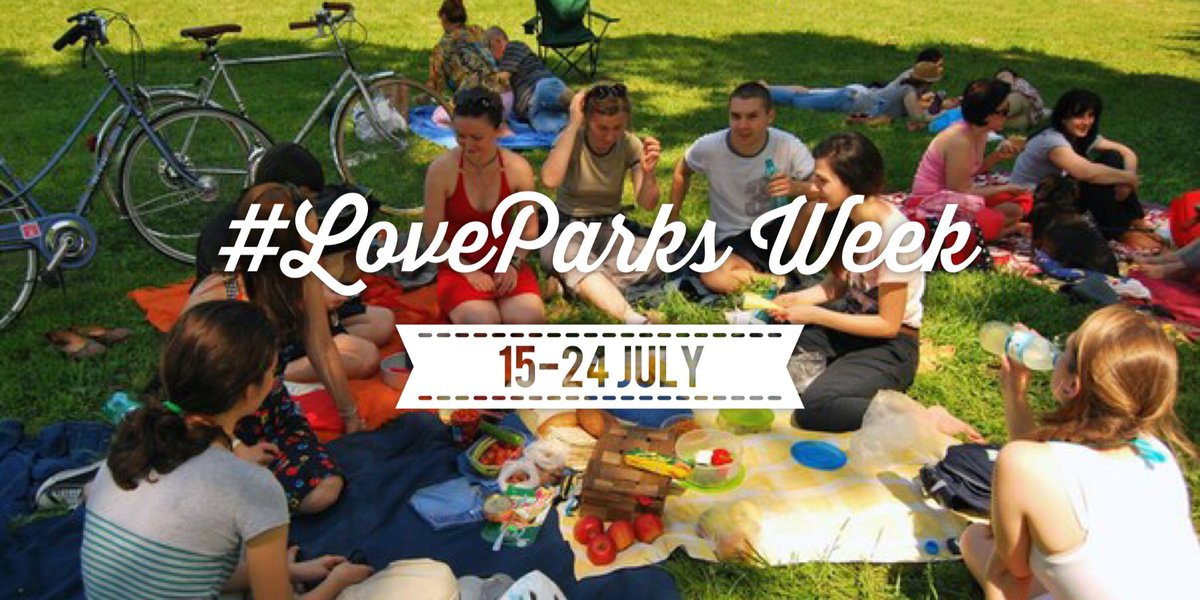 Why not have a #picnic in the park today? Remember to bin your #litter or take it home! #LoveParksWeek #loveparks https://t.co/7PsHgso55h
