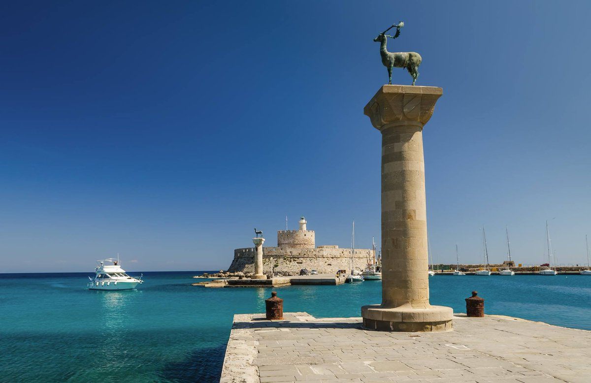 Feeling spontaneous? Rhodes next week? @olympicholidays  from £278pp