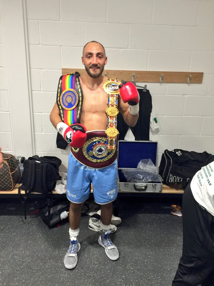 Another good win last night. Onwards and upwards now. Thank you for all the support! #AndStill #TeamSuperSkeete https://t.co/t5pQI079aV