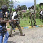 How Recce Squad neutralized threat from Kapenguria Police Station Hostage taker Abdihakim Maslah