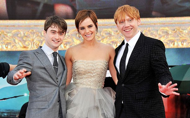 See photos from the 'Harry Potter and the Deathly Hallows Part 2' premiere: