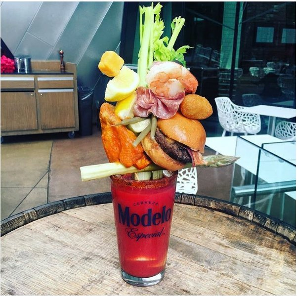 Is it really brunch if you don't order a Bloody Mary? Check out the epic ones we serve at P.U.B. #tepub #brunch https://t.co/iV5dty4Je4