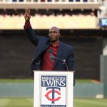 Congratulations to Pine Bluff native Dr. @toriihunter48 on your Inductee. THANKS FOR ALL YOU DO!! #TwinsHOF #UAPB https://t.co/afba6jDsxx