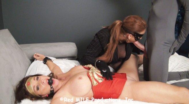 1 pic. Classic Wunder Woman vs. Bandit Babe, Part 2 #SUPERHEROINES #clips4sale o0iMqKm4sP
